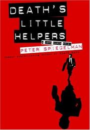Cover art for DEATH'S LITTLE HELPERS