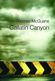 Book Cover for GALLATIN CANYON