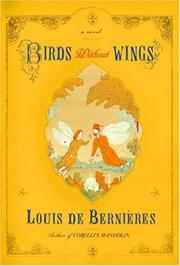 Cover art for BIRDS WITHOUT WINGS