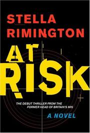 Cover art for AT RISK
