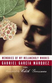 Book Cover for MEMORIES OF MY MELANCHOLY WHORES