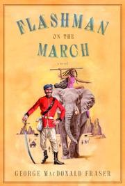 Cover art for FLASHMAN ON THE MARCH