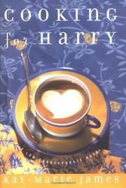 Book Cover for COOKING FOR HARRY