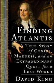 Cover art for FINDING ATLANTIS