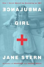 Cover art for AMBULANCE GIRL