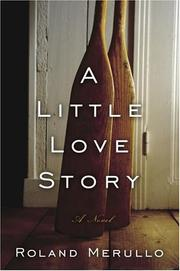 Book Cover for A LITTLE LOVE STORY