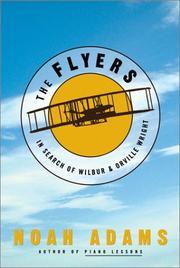 THE FLYERS by Noah Adams