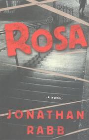 Cover art for ROSA