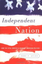 Book Cover for INDEPENDENT NATION