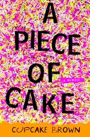 Cover art for A PIECE OF CAKE
