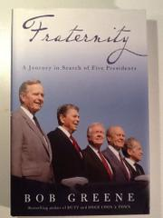 Cover art for FRATERNITY