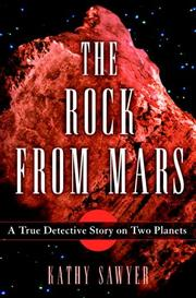THE ROCK FROM MARS by Kathy Sawyer