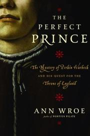 Cover art for THE PERFECT PRINCE