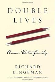 DOUBLE LIVES by Richard Lingeman