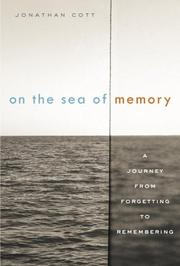 ON THE SEA OF MEMORY by Jonathan Cott