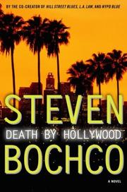 Cover art for DEATH BY HOLLYWOOD
