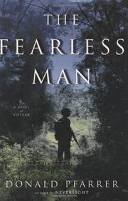 THE FEARLESS MAN by Donald Pfarrer