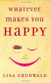 Book Cover for WHATEVER MAKES YOU HAPPY