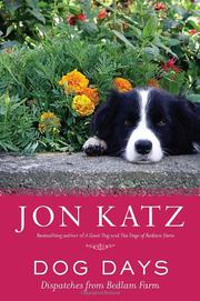 DOG DAYS by Jon Katz