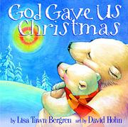 Book Cover for GOD GAVE US CHRISTMAS