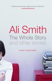 THE WHOLE STORY by Ali Smith