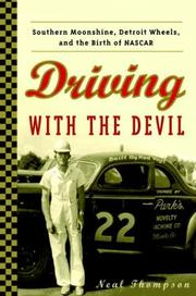 Cover art for DRIVING WITH THE DEVIL