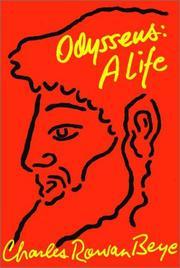 ODYSSEUS by Charles Rowan Beye