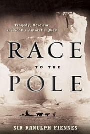Book Cover for RACE TO THE POLE