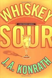 WHISKEY SOUR by J.A. Konrath