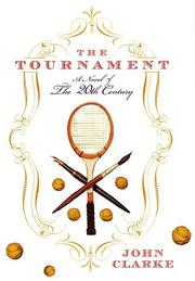 THE TOURNAMENT by John Clarke