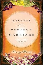 Cover art for RECIPES FOR A PERFECT MARRIAGE