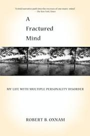 Cover art for A FRACTURED MIND