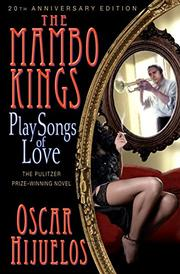 Book Cover for THE MAMBO KINGS PLAY SONGS OF LOVE