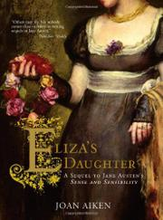 Cover art for ELIZA'S DAUGHTER