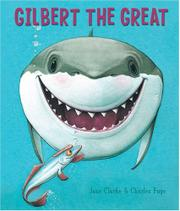 Cover art for GILBERT THE GREAT