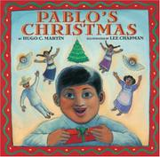 PABLO'S CHRISTMAS by Hugo C. Martín