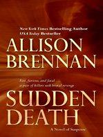 SUDDEN DEATH by Peter Brennan