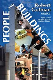 PEOPLE AND BUILDINGS by Robert -- Ed. Gutman
