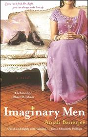 IMAGINARY MEN by Anjali Banerjee