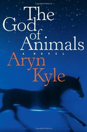 Book Cover for THE GOD OF ANIMALS