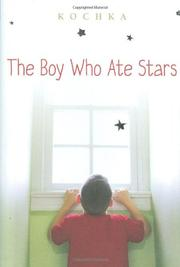 Cover art for THE BOY WHO ATE STARS