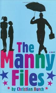 Cover art for THE MANNY FILES