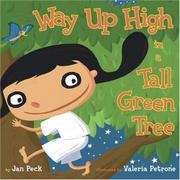 Book Cover for WAY UP HIGH IN A TALL GREEN TREE