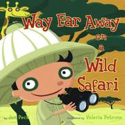 Cover art for WAY FAR AWAY ON A WILD SAFARI