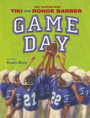 Book Cover for GAME DAY