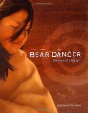 Book Cover for BEAR DANCER