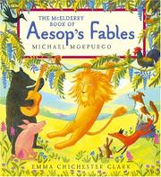 Book Cover for THE MCELDERRY BOOK OF AESOP'S FABLES