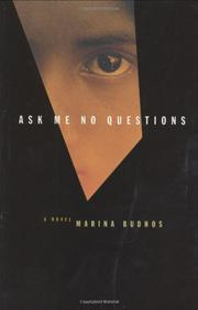 ASK ME NO QUESTIONS by Marina Budhos