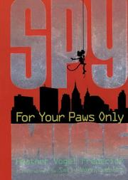 Book Cover for SPY MICE