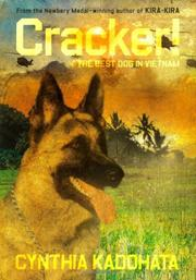 Book Cover for CRACKER!